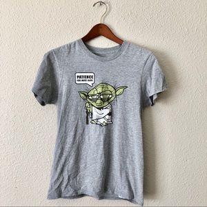 Disney Yoda Patience Tee